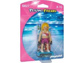 PLAYMOBIL® 6827 Fitness trenérka