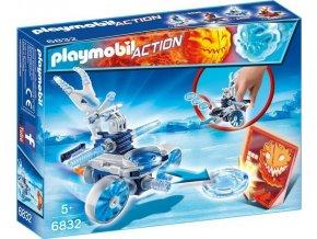 PLAYMOBIL® 6832 Frosty s letajícími disky