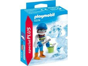 PLAYMOBIL® 5374 Umělec s ledovou sochou