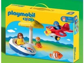 PLAYMOBIL® 6050 Zábava na dovolené (1.2.3)