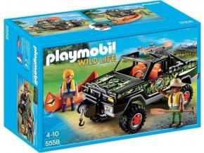 PLAYMOBIL® 5558 Pick-up s kánoí