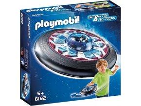 PLAYMOBIL® 6182 Super létající talíř s mimozemšťanem