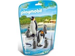 PLAYMOBIL® 6649 Tučňáci