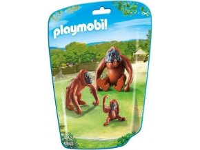 PLAYMOBIL® 6648 Orangutani s mládětem