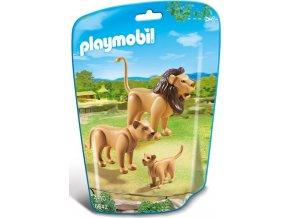PLAYMOBIL® 6642 Lví rodinka