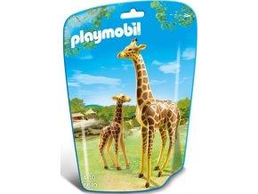 PLAYMOBIL® 6640 Žirafa s mládětem
