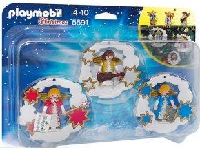 PLAYMOBIL 5591 Vánoční andělé