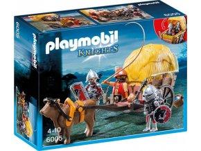 PLAYMOBIL® 6005 Falešný povoz Sokolích rytířů