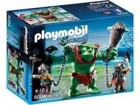 PLAYMOBIL® 6004 Troll Zlobr s bojovníky Trpaslíků