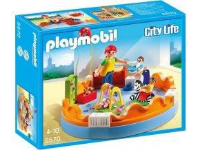 PLAYMOBIL 5570 Dětský koutek