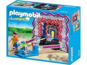 PLAYMOBIL® 5547 Střelnice s plechovkami