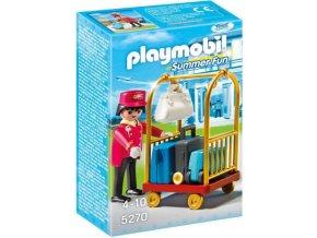 PLAYMOBIL® 5270 Portýr
