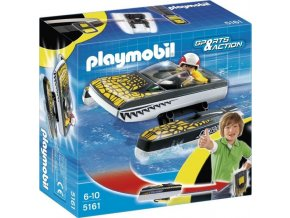 PLAYMOBIL® 5161 Click & Go Krokoďák