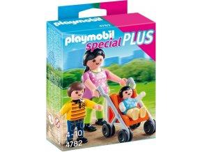 PLAYMOBIL 4782 Maminka s dětmi