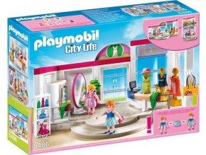 PLAYMOBIL® 5486 City Life Módní butik
