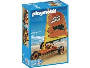PLAYMOBIL 4216 Větrná tříkolka