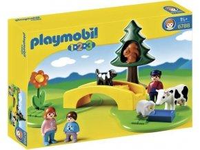 PLAYMOBIL® 6788 Letní pastva (1.2.3)