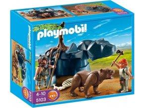 PLAYMOBIL 5103 Medvědí jeskyně