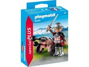 PLAYMOBIL® 9441 Rytíř s kanónem