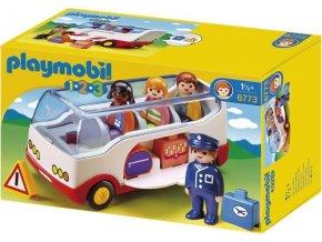 PLAYMOBIL® 6773 Autobus (1.2.3)