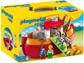 PLAYMOBIL® 6765 Přenosná Noemova Archa (1.2.3)