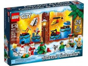 LEGO City 60201 Adventní kalendář 2018