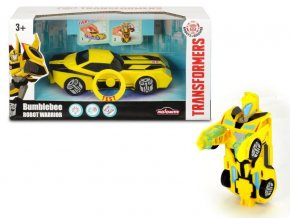 dickie transformers robot warrior bumblebee original
