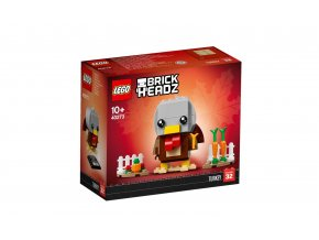 lego 4027 brickheadz brick headz turkey krocan lego krocan