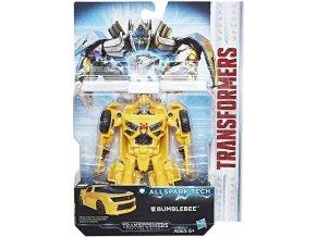 Transformers: Poslední rytíř Interaktivní figurka Bumblebee