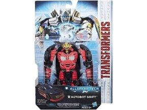 Transformers: Poslední rytíř Interaktivní figurka Autobot Drift