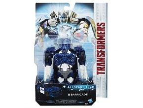 transformers interaktivni figurka baricade 01