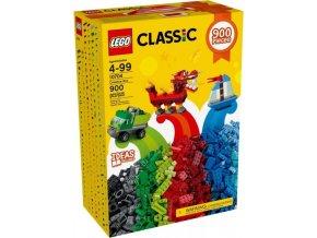LEGO Classic 10704 Kreativní box 900 kostek
