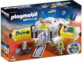 PLAYMOBIL® 9487 Vesmírná stanice na Marsu