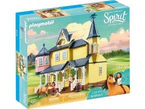PLAYMOBIL® 9475 Lucky šťastný domov