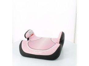 Autosedačka Topo Comfort Skyline Pink 2018 růžová 15-36 kg