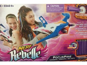 nerf rebelle ballesta focus fire