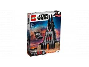 LEGO 75251 hrad darth vadera 02