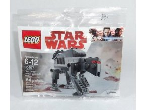 lego star wars 30497 first order heavy assault walker polybag 002