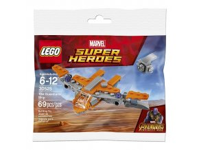 30525 lego super heroes the guardians ship