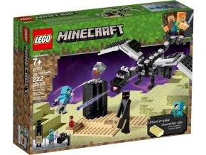 LEGO Minecraft 21151 Souboj ve světě End