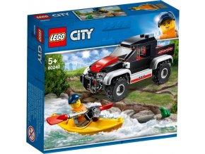 LEGO City 60240 Dobrodružství na kajaku