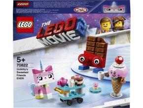 LEGO Movie2  70822 Nejroztomilejší přátelé Unikitty!