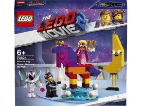 LEGO Movie2  70824 Představujeme královnu Libovůli