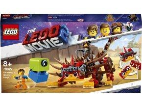 LEGO Movie2  70827 Ultrakatty a válečnice Lucy