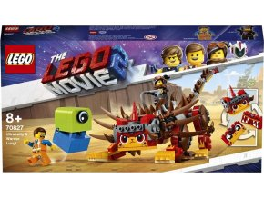 LEGO Movie2  70827 Ultrakatty a válečnice Lucy