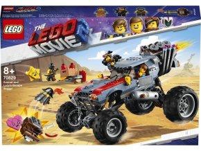 LEGO Movie 2 70829 Úniková bugina Emmeta a Lucy!