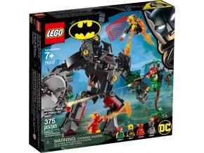 LEGO Super Heroes 76117 Souboj robotů Batmana a Poison Ivy™