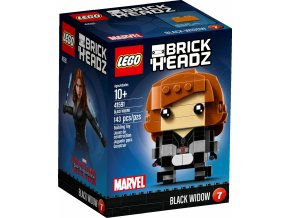 41591 lego brickheadz black widow