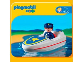 playmobil 6720 pobrezni hlidka