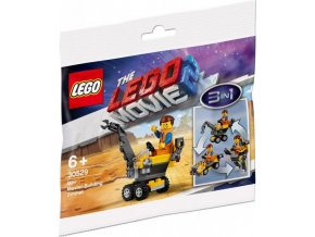 LEGO Movie 30529 Mistr stavitel Emmet